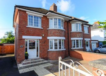 Thumbnail 3 bed semi-detached house for sale in Upper Newtownards Road, Dundonald, Belfast
