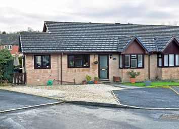 Thumbnail 3 bed semi-detached bungalow for sale in Almond Avenue, Llandrindod Wells