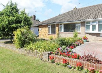 Thumbnail 3 bed semi-detached bungalow for sale in Windsor Drive, Sittingbourne, Kent