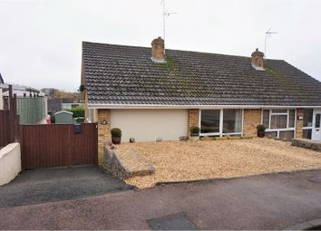 Thumbnail 2 bed semi-detached bungalow for sale in Thoresby Avenue, Gloucester