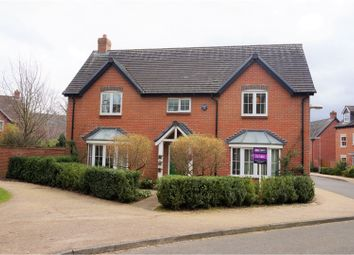 Thumbnail 4 bed detached house for sale in Shoveller Drive, Apley Telford