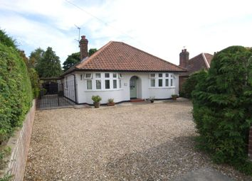 Thumbnail 3 bed bungalow for sale in St. Williams Way, Thorpe St. Andrew, Norwich