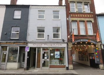 Thumbnail 4 bed maisonette to rent in 110A Fisherton Street, Salisbury, Wiltshire