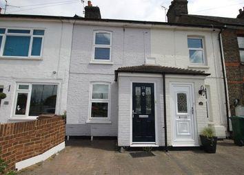 Thumbnail 2 bed terraced house for sale in Wainscott Road, Wainscott, Kent