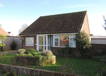 Thumbnail 2 bed detached bungalow for sale in Sandbanks Close, Hailsham