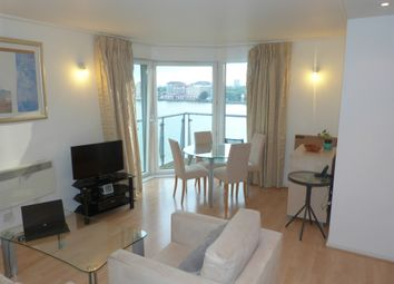 Thumbnail 1 bed flat to rent in Hutchings Street, London