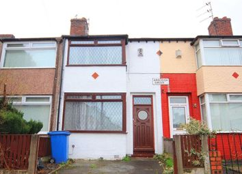 Thumbnail 2 bed terraced house for sale in Ardleigh Grove, Old Swan, Liverpool