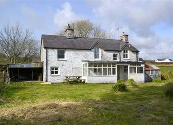 Thumbnail 3 bed property for sale in Penuwch, Tregaron, Ceredigion