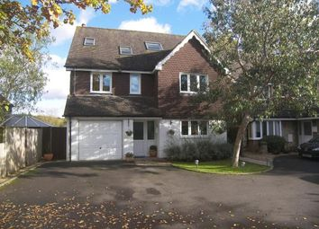 Thumbnail 5 bed detached house for sale in Rowland's Castle, Hampshire