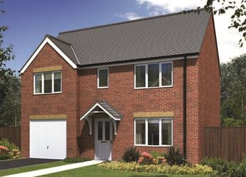 "Thumbnail 4 bedroom detached house for sale in ""The Winster"" at Elfin Way, Blyth"