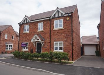 Thumbnail 4 bed detached house for sale in Hastings Close, Wythall