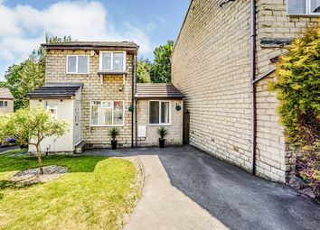 Thumbnail 4 bed detached house for sale in Portland Close, Lindley, Huddersfield, West Yorkshire