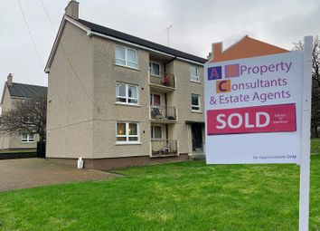 Thumbnail 2 bed flat for sale in Inveresk Street, Greenfield