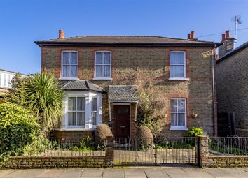 Thumbnail 3 bed detached house for sale in Bonner Hill Road, Norbiton, Kingston Upon Thames