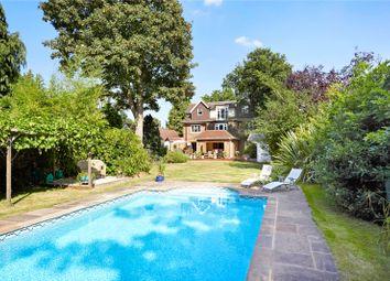 Thumbnail 6 bed detached house for sale in Westcar Lane, Hersham, Walton-On-Thames, Surrey