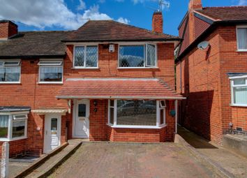 Thumbnail 3 bed terraced house for sale in Brushfield Road, Great Barr, Birmingham