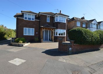 Thumbnail 4 bed detached house for sale in Marina Drive, Dunstable