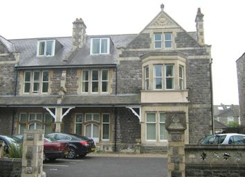 Thumbnail 1 bed flat for sale in Ellenborough Park South, Weston-Super-Mare