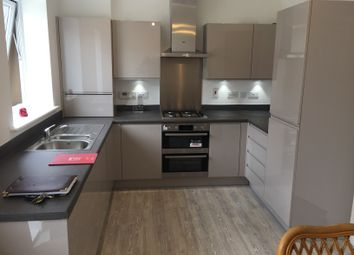 Thumbnail 4 bed end terrace house to rent in Hughes Road, Hainault