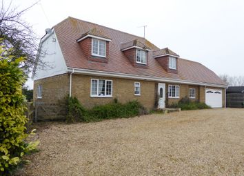 Thumbnail 5 bedroom detached house for sale in Sutton - Ely CB6, Cambridgeshire,