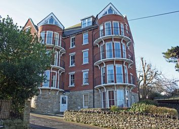 Thumbnail 2 bed flat for sale in Taunton Road, Swanage