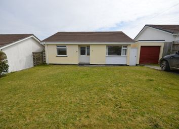 Thumbnail 3 bed detached bungalow to rent in Cowling Road, Carnon Downs, Truro
