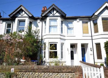 Thumbnail 4 bed terraced house for sale in Wigmore Road, Broadwater, Worthing, West Sussex