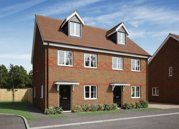 Thumbnail 3 bedroom semi-detached house for sale in Gurkha Road, Church Crookham