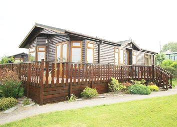 Thumbnail 2 bed mobile/park home for sale in Lodge 11, Violet Bank Holiday Park, Cockermouth, Cumbria
