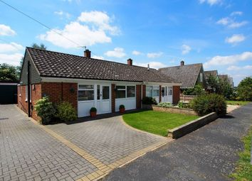 Thumbnail 2 bed semi-detached bungalow for sale in Westwood Gardens, Wymondham