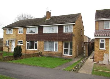 Thumbnail 3 bed terraced house to rent in Farley Close, Little Stoke, Bristol