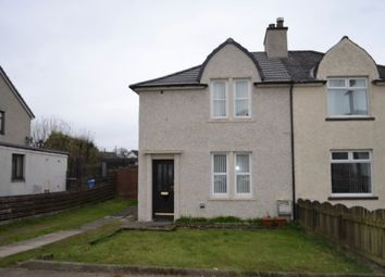 Thumbnail 2 bed semi-detached house to rent in Hayfield Terrace, Head Of Muir, Denny