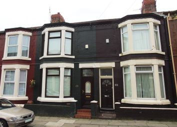 Thumbnail 3 bed terraced house for sale in Armley Road, Anfield, Liverpool