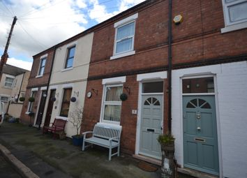 Thumbnail 2 bed terraced house to rent in Doncaster Terrace, Nottingham