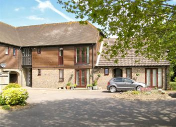 Thumbnail 2 bed flat for sale in Farm Close, Barns Green, West Sussex
