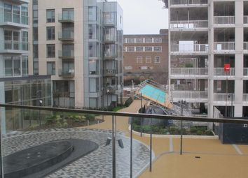Thumbnail 1 bed flat for sale in Lillie Square, London