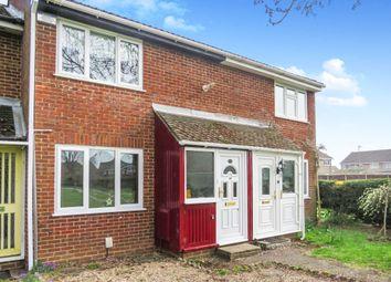 2 bed terraced house for sale in Lydiard Close, Boyatt Wood, Eastleigh SO50