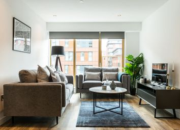 Thumbnail 3 bed flat to rent in Port Street, Manchester