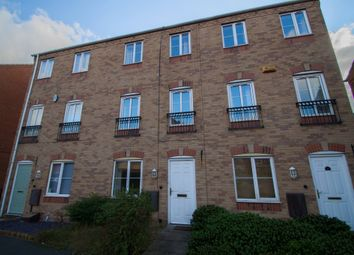 Thumbnail 4 bedroom town house for sale in Jackson Drive, Nottingham