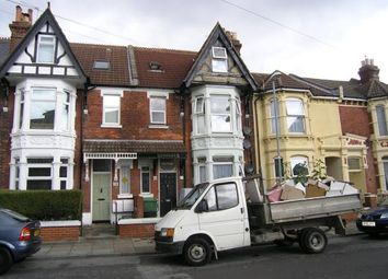 Thumbnail 5 bedroom terraced house for sale in Oriel Road, Portsmouth