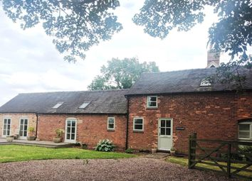 Thumbnail 4 bed barn conversion to rent in Lea Road, Rugeley