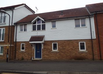 Thumbnail 1 bed maisonette to rent in Bluebell Road, Ashford