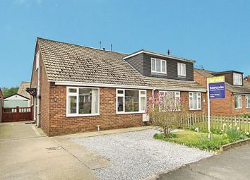 Thumbnail 3 bed semi-detached bungalow for sale in Waudby Garth Road, Keyingham, Hull