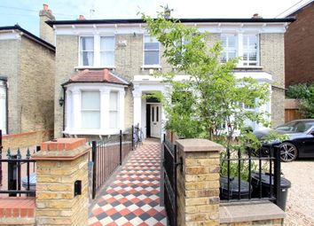 Thumbnail 3 bed flat to rent in Cornford Grove, London