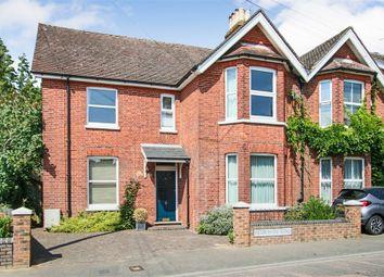 Thumbnail 3 bed semi-detached house for sale in 3 De La Warr Road, East Grinstead, West Sussex
