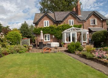 Thumbnail 3 bed semi-detached house for sale in Oaklands Cottages, Bridstow, Ross-On-Wye, Hfds