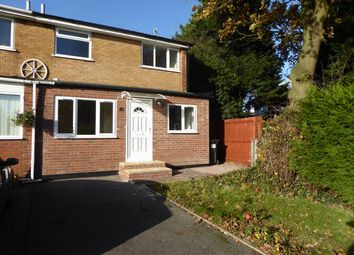 Thumbnail 3 bed terraced house for sale in Clandon Close, Birmingham
