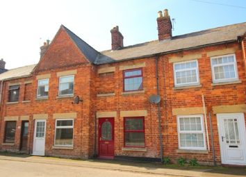 Thumbnail 2 bed terraced house to rent in High Street, Corby Glen, Grantham