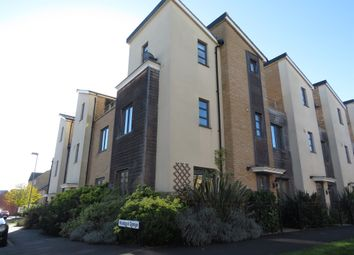 Thumbnail 3 bed end terrace house for sale in Selkirk Drive, Oakridge Park, Milton Keynes
