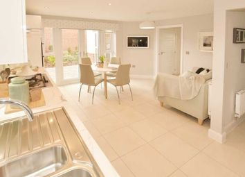 """Thumbnail 4 bed detached house for sale in """"Alnwick"""" at High Street, Watchfield, Swindon"""